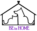 BE IN HOME